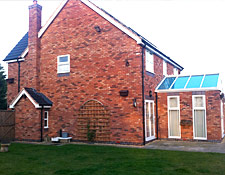 New Build Houses Lichfield Staffordshire